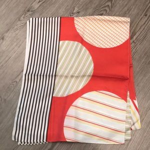 Silk scarf from Talbots